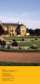 Palaces, Castles and Gardens in Saxony - Seite 2