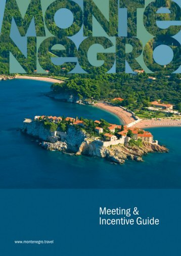Montenegro Meeting Incentive Guide