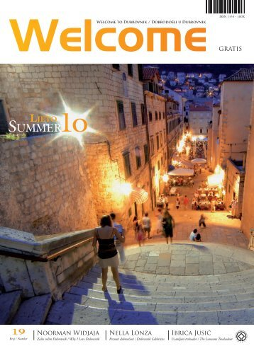 Welcome to Dubrovnik No.19