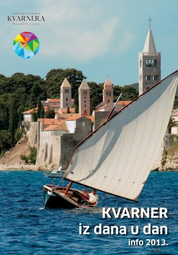 Kvarner Day by Day Info 2013
