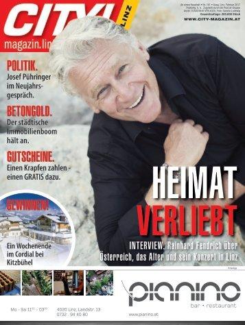 City-Magazin 2017-02 Linz