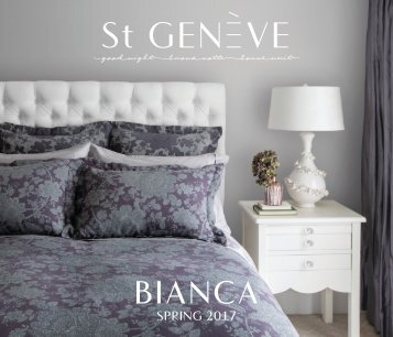 Bianca Collection - Spring 2017