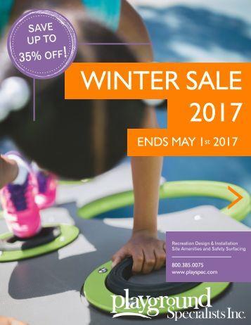 2017 PlaySpec Winter Sale