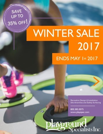 2017 PlaySpec Winter Sale