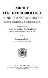 Die Vegetation des Untersees (Bodensee) : eine floristisch-kritische ...