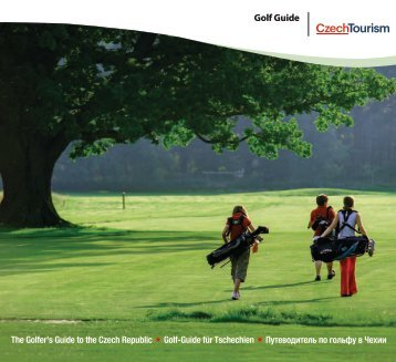 Golfer's Guide to the Czech Republic