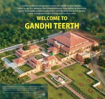 Welcome to Gandhi Teerth