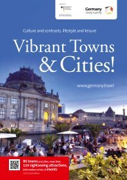 Vibrant Towns & Cities!
