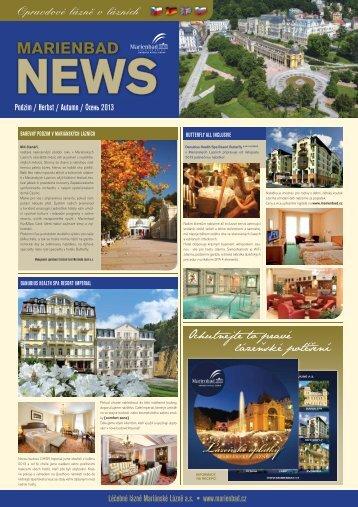 Marienbad News 3/13