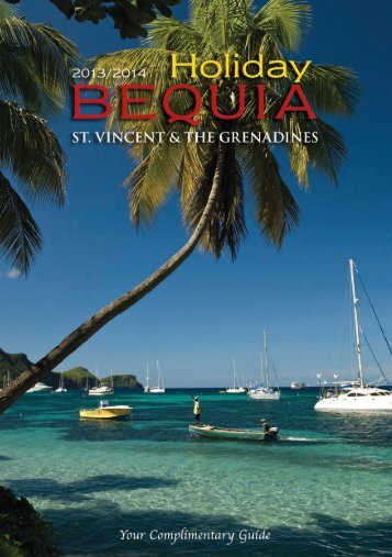 Holiday Bequia 2013/2014