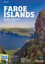 Faroe Islands Tourist Guide 2014