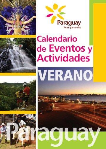 Calendario de Eventos y Actividades