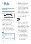 Philips Minichaîne hi-fi - Mode d'emploi - CES - Page 4