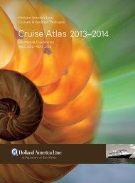 Cruise Atlas 2013–2014