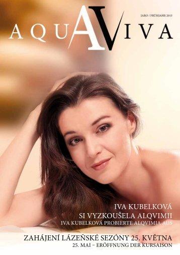 Aqua Viva 1-2013