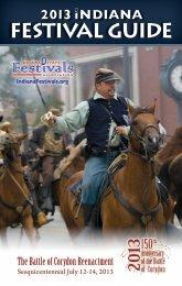 2013 Indiana Festival Guide