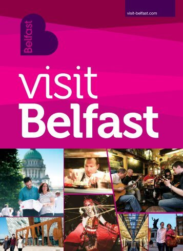 Visit Belfast Visitor Guide 2014
