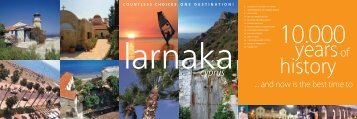 Larnaka - Countless Choices