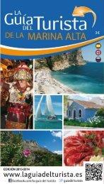 La Guia del Turista de la Marina Alta 2013-2014