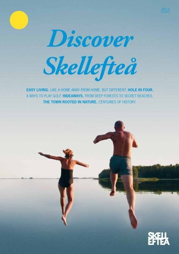 Discover Skellefteå