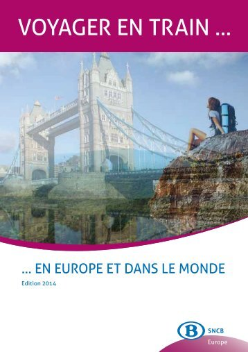 Voyager en train en Europe et dan le monde