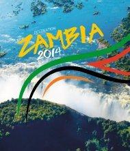 Destination Zambia 2014