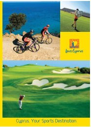 Cyprus Your Sports Destination