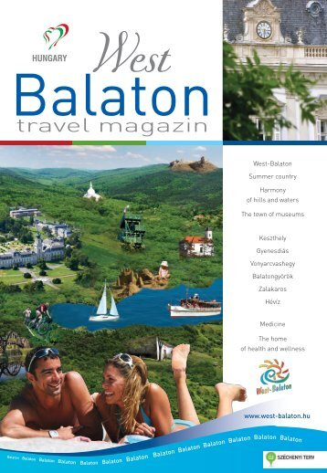 West Balaton Travel Magazin