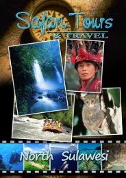 Manado Safari Tours