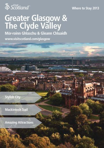 Greater Glasgow & The Clyde Valley