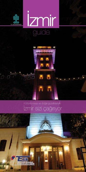İzmir sizi çağırıyor