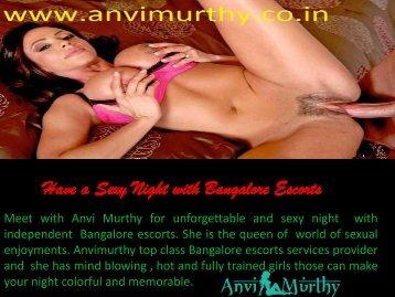Erotic Fun with Independent Bangalore Escorts