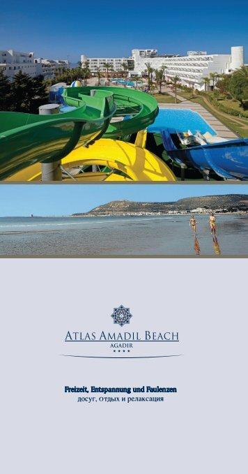 Atlas Amadil Beach