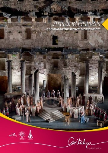 Arts & Festivals in Antalya