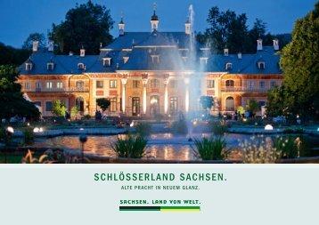 Schloesserland Sachsen