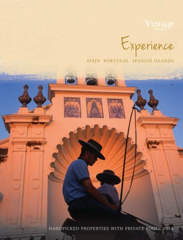 Experience 2014: Spain - Portugal - Spanish Islands
