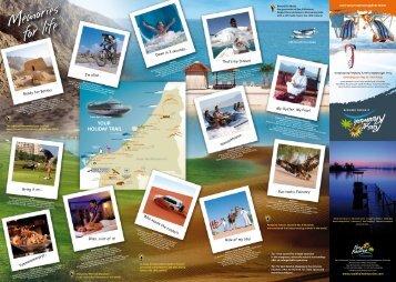 Ras Al Khaimah Destination Brochure