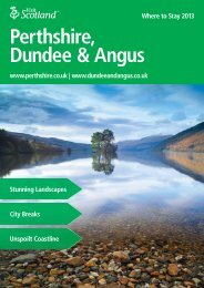 Perthshire, Dundee & Angus