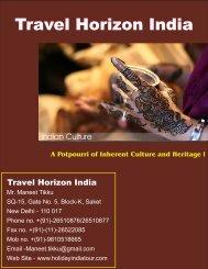 Travel Horizon India