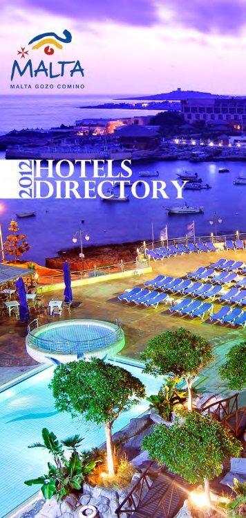 Malta Hotels Directory