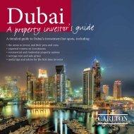 Dubai - A Property Investor Guide