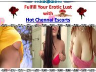 Hot Chennai Model Escorts Services