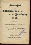 Adressbuch Bernburg 1902 - Seite 3
