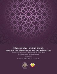 Between the Islamic State and the nation-state
