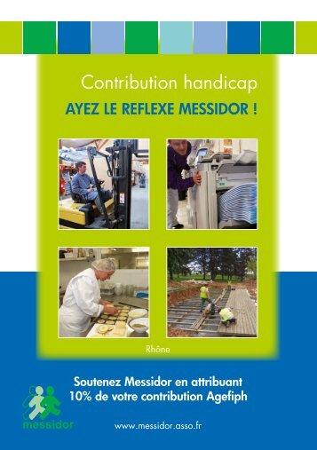 Contribution handicap