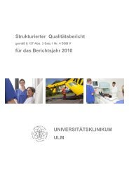 A Struktur- und Leistungsdaten des Krankenhauses
