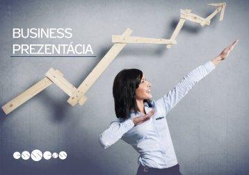 BUSINESS PREZENTÁCIA