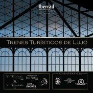 Trenes Turísticos de Lujo 2014