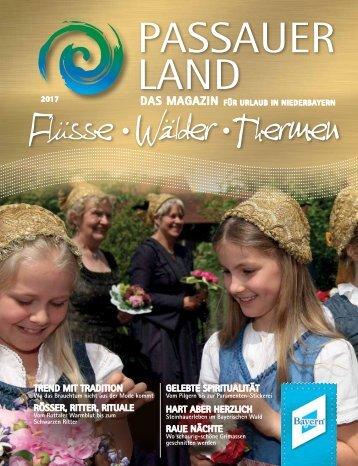 Passauer Land Magazin 2017 - Reise-DA.de