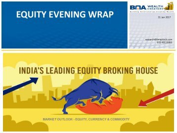 EQUITY EVENING WRAP
